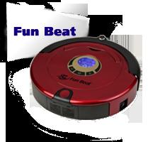 Robotické vysavače Funbeat