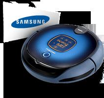 Robotické vysavače Samsung